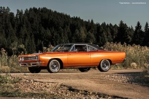 69 RoadRunner by AmericanMuscle