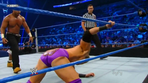 Zack Ryder Hot Ass by englishxmuffin