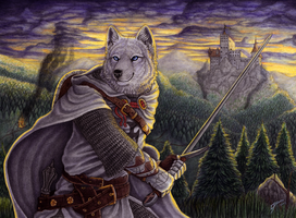Order of the Wolf - Transylvania by Qzurr