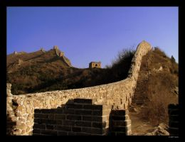Great Wall of China VII by mercyop