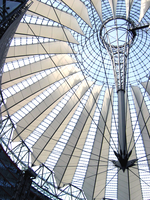 Sony Center Berlin. by KrankeSchwester
