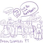 Playing Silent Hills PT by Conejita-Ginny