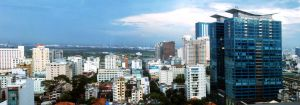 Ho Chi Minh City by hiliminarious