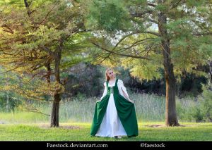 Forest maiden - Stock Model Reference 15 by faestock