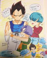 HAPPY FATHER'S DAY!!! by dbz-senpai