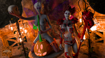 Halloween Ritual 2014 by cwichura