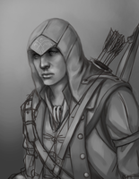 WIP2: Connor by Londei