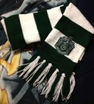 Slytherin Scarf by xCrowehx