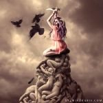 Released mind by SylwiaS