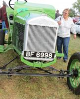 1932 Pattisson Tractor by Sceptre63