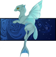 Ocean Fishy Creature thing... by xX-Starduster-Xx