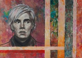 Andy Warhol by GoldBeer