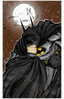 Batman by MatthewFletcher720