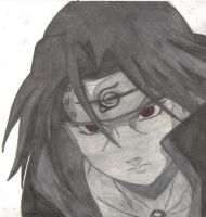 Itachi by Jakadow13