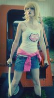 Roxy The Zombie Hunter- Stand Up by GG360
