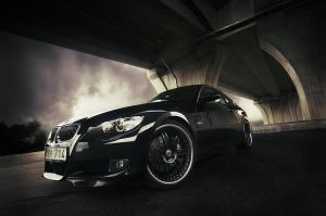 BMW 335 NYC part4 by dejz0r