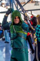NYCC 2013 - Green Arrow by SpideyVille