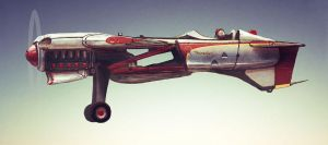 T v1 Tricahue by AltoContrasteStudio