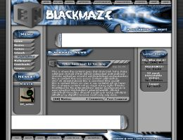 Blackmaze V3 by smosh