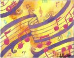 Musical Narative - Minuet C Major by MagentaCooly