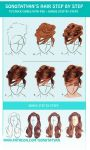 Tut. Hair step by step by SonotaTyan