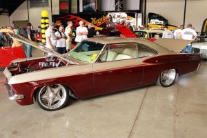 Sleek 65 Impala by DrivenByChaos