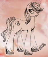 Cherry Blossoms for kayceemuffins by MadBlackie