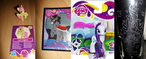 MLP Stuff For Sale (TC Sombra,Glass Gravure....) by CKittyKat98