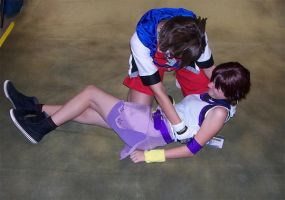 Kingdom Hearts cosplay 1 by everything-anime