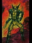 Wolverine by DeeMona10