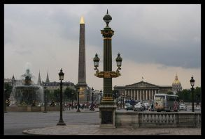 Paris by FireAndFeathers