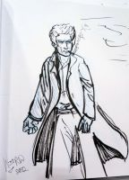 John Constantine by rockie-squirrel