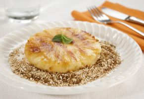 Grilled Pineapple by Markhal