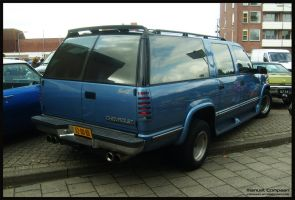 1993 Chevrolet Suburban by compaan-art