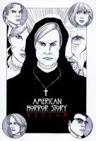 American Horror Story Asylum by MichaelBrower