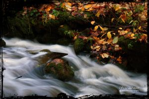 Water and stone by ShadowPhotography