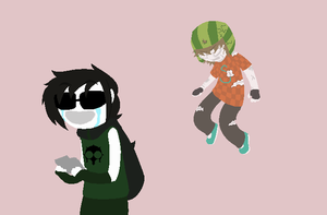 YTS GIF- Bodil --- Laugh your ass off at Simon by Psycho-CandyAddicted