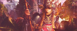 The viking girl by Ayanashii
