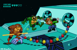 Battletoads and Double Dragon by ShliapaRed