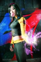 X-Men Jubilee by cheesywee