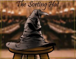 The Sorting Hat by AppleLily