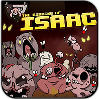The Binding of Isaac by HarryBana