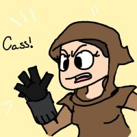 Grab My Power Fist by 3cheers4cannonfodder