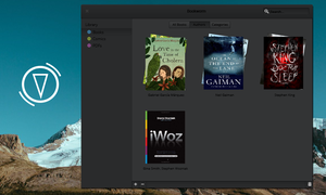 Bookworm (1) for elementary os by ilhuitemoc011