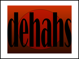 dehahs by BL8antBand