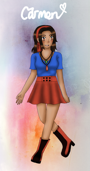 [APH ELEMENTARY] Carmen's design (see description) by melonstyle
