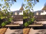 Stereograph - Shrine Statue by alanbecker