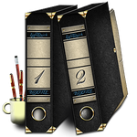 Steampunk Boxfiles Icon by yereverluvinuncleber