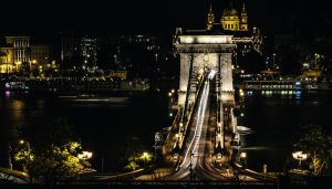Budapest by airsteve