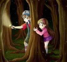 Gravity Falls by Killjoy-Chidori
